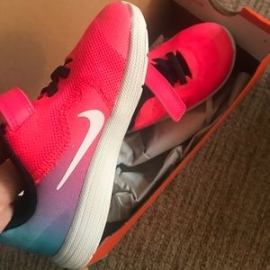 New 8 Nike toddler